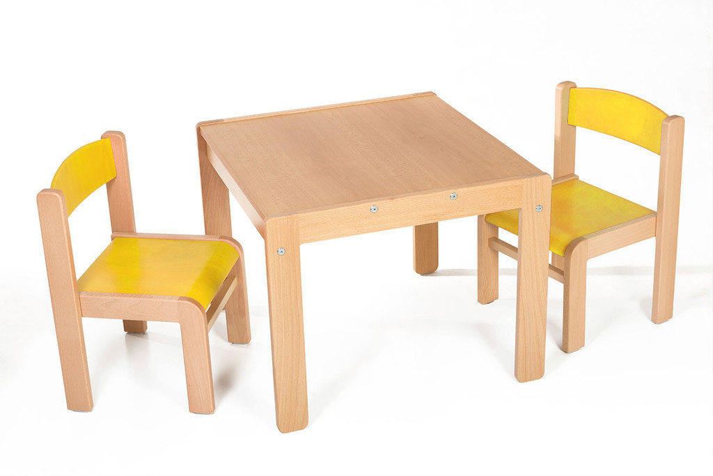deeb4429f2ad Detský stolík LUCAS a stoličky LUCA